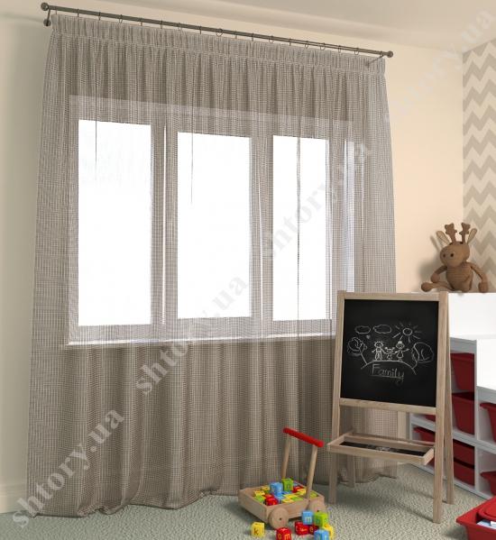 Тюль для детской 66012