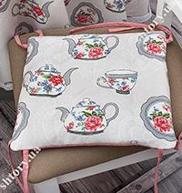 Чехлы, подушки на стулья