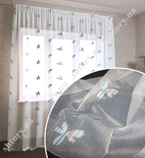 Тюль для детской