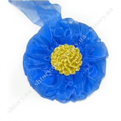 Магнит-цветок Бант